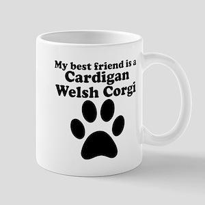 Cardigan Welsh Corgi Best Friend Mug