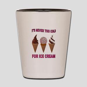 ICE CREAM Shot Glass