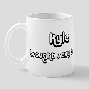 Sexy: Kyle Mug