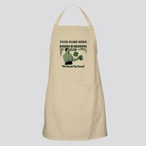 Personalizable Irish Club Apron