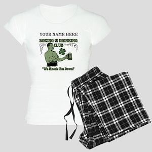Personalizable Irish Club Pajamas