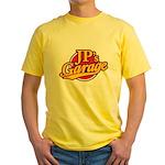 JP's Garage Yellow T-Shirt