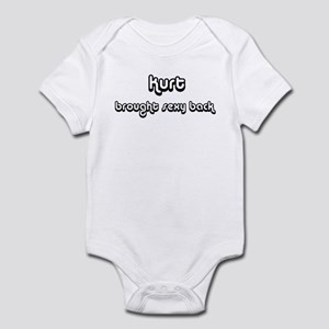 Sexy: Kurt Infant Bodysuit