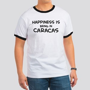 Happiness is Caracas Ringer T