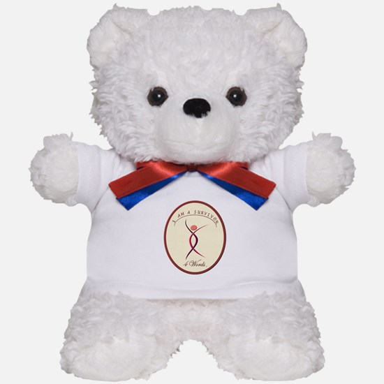 I Am A Survivor 2 Teddy Bear