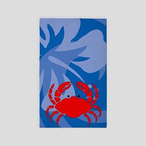 Crab 3'x5' Area Rug