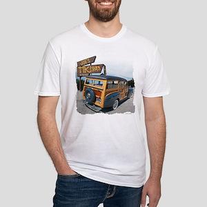 Joe's Tiki Woody Fitted T-Shirt