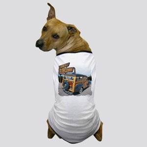 Joe's Tiki Woody Dog T-Shirt