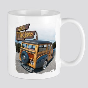 Joe's Tiki Woody Mug