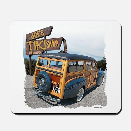 Joe's Tiki Woody Mousepad