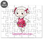New Lambie Logo Puzzle