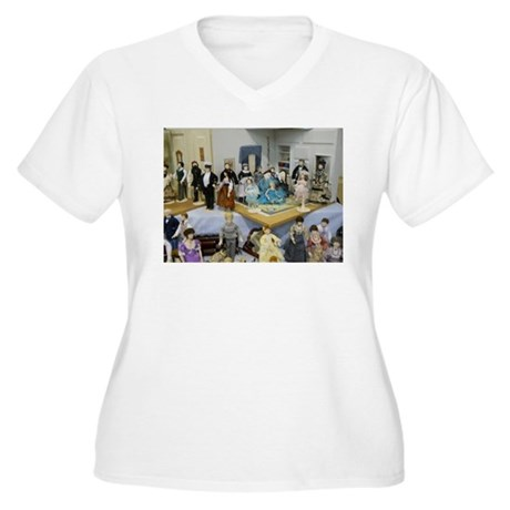 Doll Family Plus Size T-Shirt