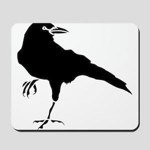 Crow Mousepad