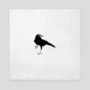 Crow Queen Duvet