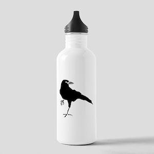 Crow Water Bottle