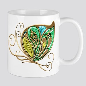 Bejeweled Fusion Butterfly Mug