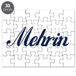 Mehrin name Puzzle