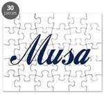 Musa name Puzzle