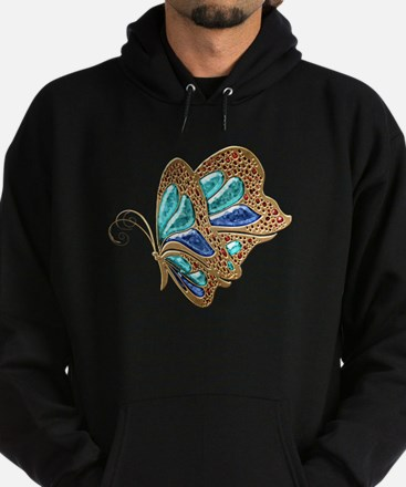 Exceptional Butterfly Hoodie