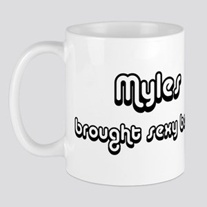 Sexy: Myles Mug