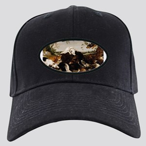 Snyders Hounds bringing down a Boar Baseball Hat