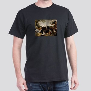 Snyders Hounds bringing down a Boar T-Shirt