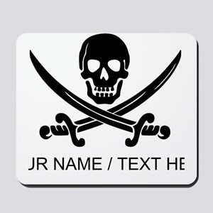 Custom Pirate Mousepad