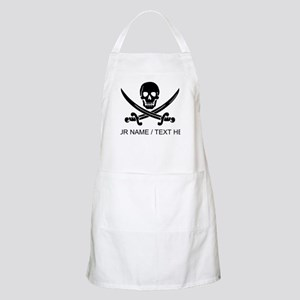 Custom Pirate Apron