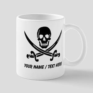 Custom Pirate Mug