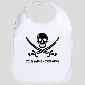 Custom Pirate Bib