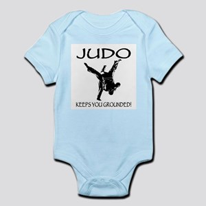 JUDO Keeps you grounded Body Suit