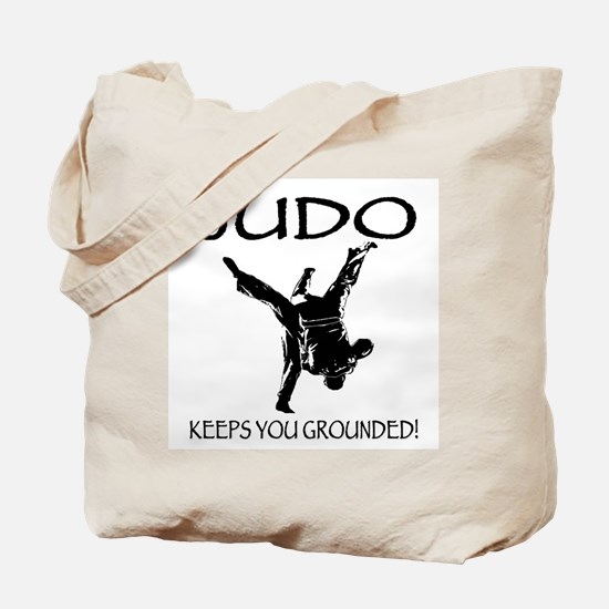 JUDO Keeps you grounded Tote Bag