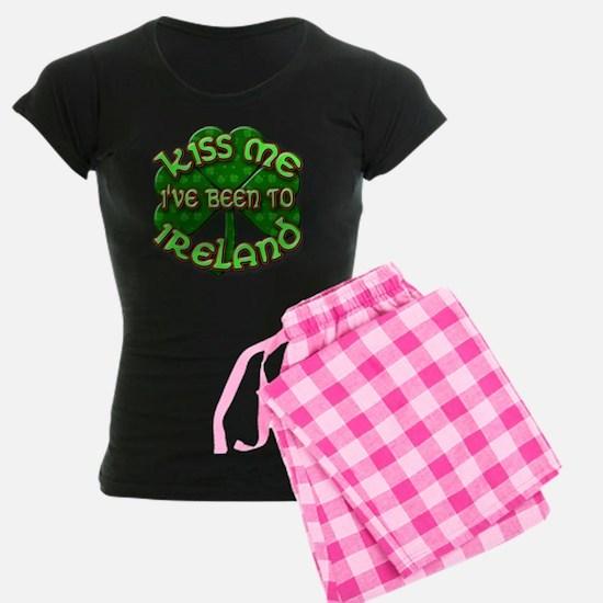 KISS ME I've Been to IRELAND Pajamas
