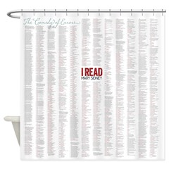 The Comedy of Errors Shower Curtain