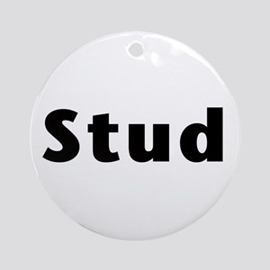 Stud - for fathers - Ornament (Round)