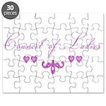 Council Of Ladies Puzzle