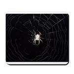 Spooky Spider Mousepad