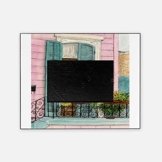 New Orleans Door Picture Frame