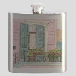 New Orleans Door Flask