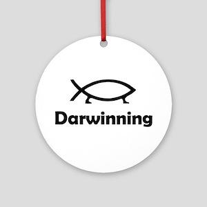Darwinning Ornament (Round)