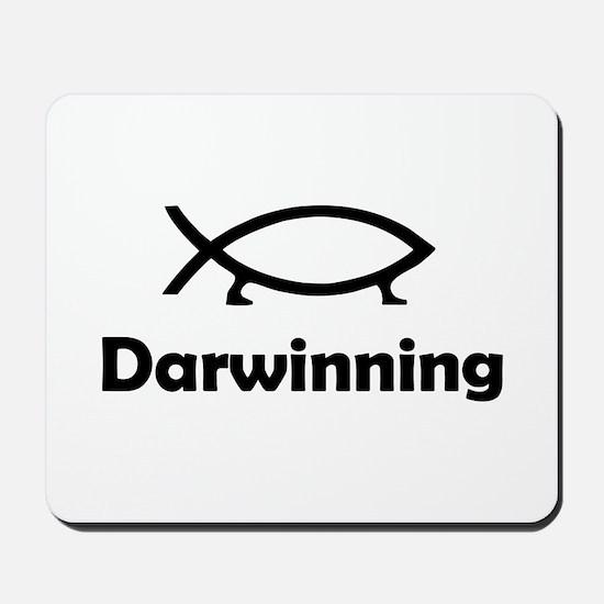 Darwinning Mousepad
