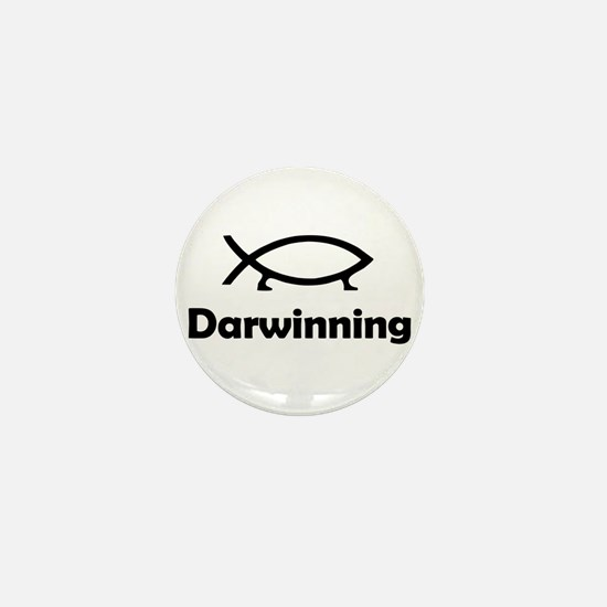 Darwinning Mini Button