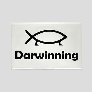 Darwinning Rectangle Magnet