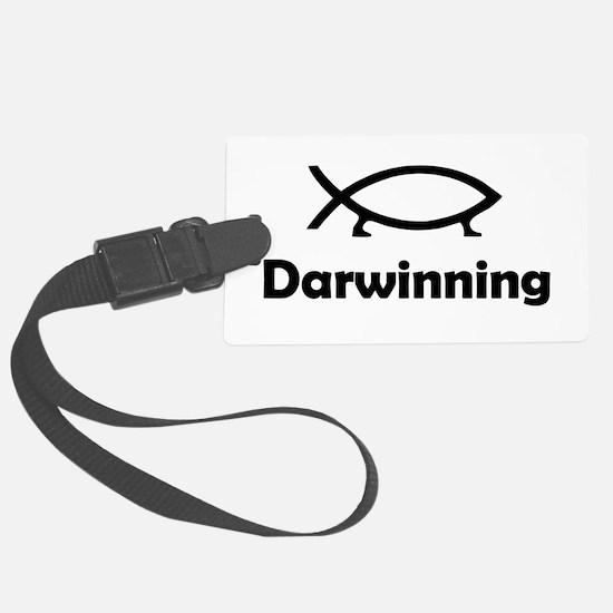 Darwinning Luggage Tag