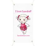 New Lambie Logo Banner