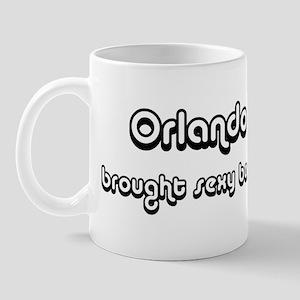 Sexy: Orlando Mug