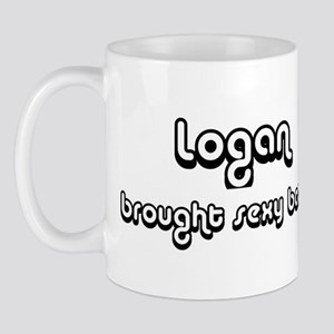 Sexy: Logan Mug