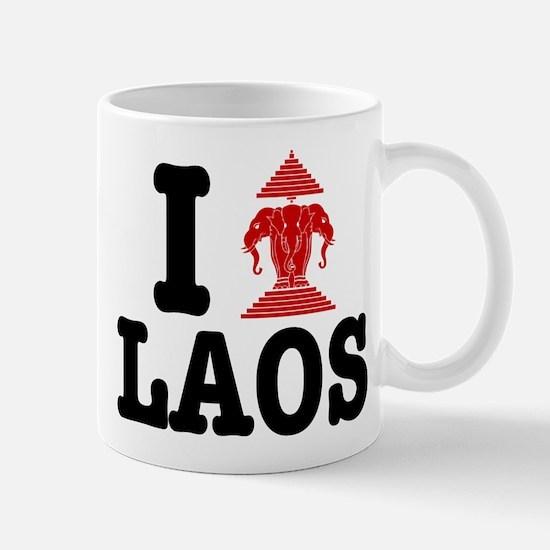 I Erawan (Love) Laos Small Mug