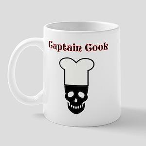 Captain Cook Pirate Mug