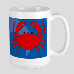 Crab Large Mug